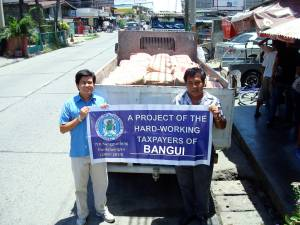 Cement for Bangui
