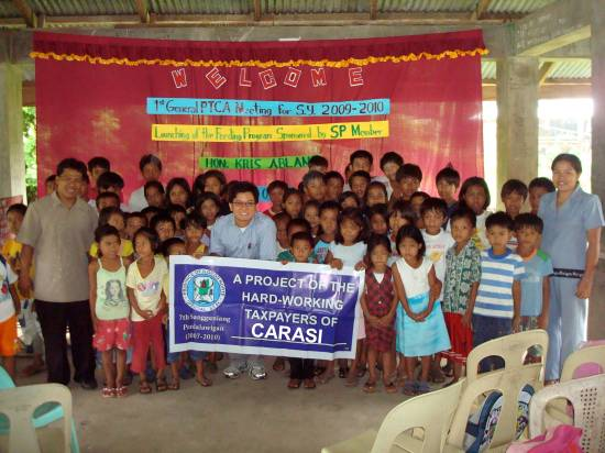 Carasi Feeding Program