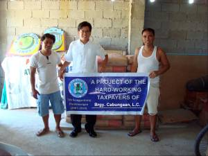 Cement for Laoag City