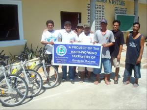 Bikes for Ganagan, Bacarra