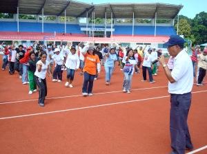 Softball Seminar in Laoag City